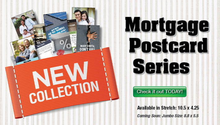 Mortgage Series real estate postcards