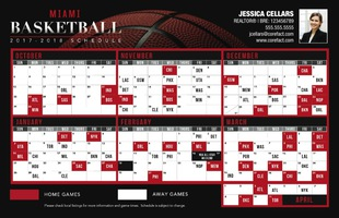 Corefact Sports - Basketball Miami