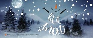 Corefact Seasonal - Let it Snow