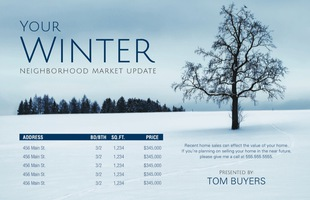 Corefact Seasonal - Market Update Winter (Auto)