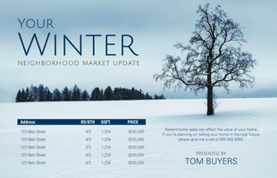 Corefact Seasonal - Market Update Winter (Manual))