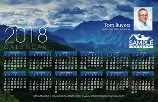 Corefact Calendar 2018 - 01