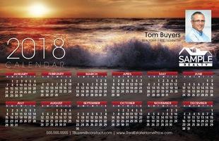 Corefact Calendar 2018 - 02