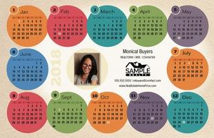 Corefact Calendar 2018 - 05