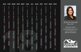 Corefact Calendar 2018 - 08