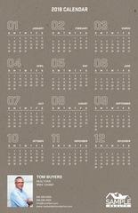 Corefact Calendar 2018 - 09