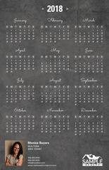 Corefact Calendar 2018 - 10