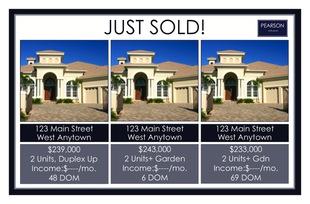 Corefact Just Sold - 3 Properties