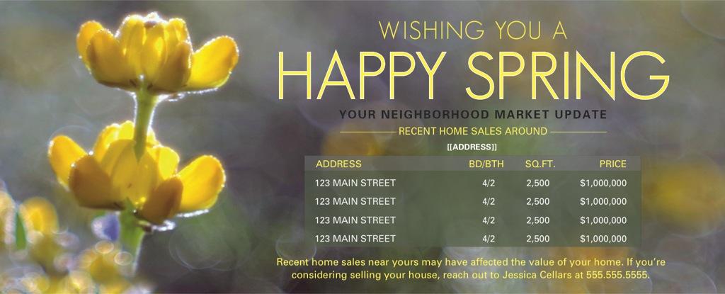 Corefact Seasonal - Market Update Spring (Manual)