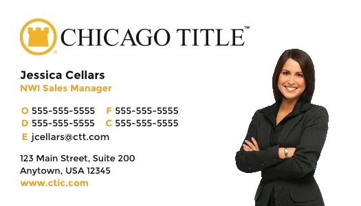 Corefact Chicago Title (Pic front with alternate back)