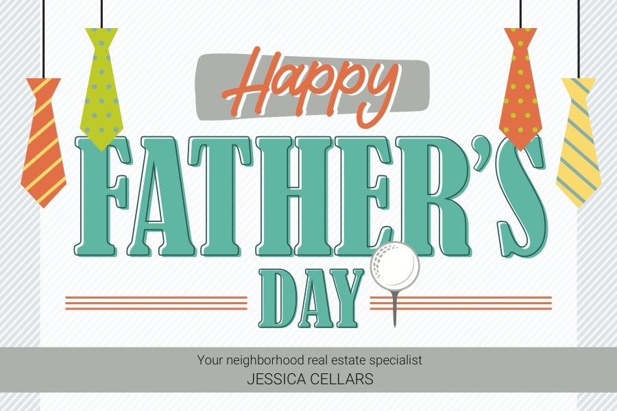 Corefact Seasonal - Happy Father's Day