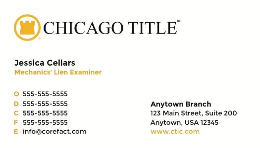 Corefact Chicago Title (Standard front Alternate Back v2)