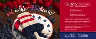 Corefact Seasonal - Patriotic Popsicles