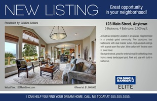 Corefact Just Listed - New Listing 01