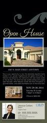 Corefact Door Hangers - Open House 06