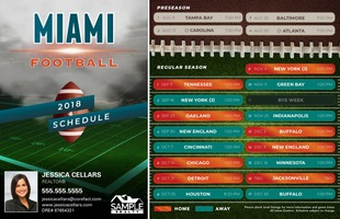 Corefact Magnets - FB Miami (Print Only)