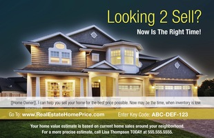 Corefact Home Estimate - Evening Yellow
