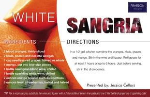Corefact Recipe - White Sangria
