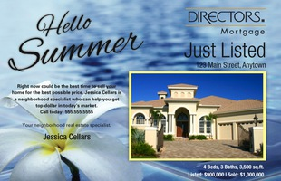 Corefact Seasonal - Just Listed/Sold Summer