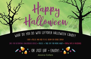 Corefact Seasonal - Halloween Too Much Candy