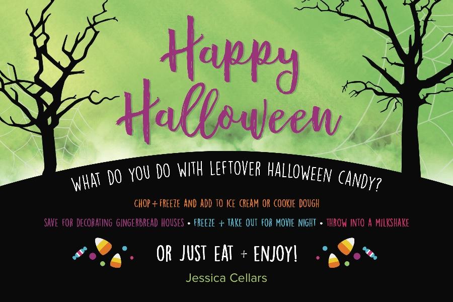Corefact Seasonal - Halloween Too Much Candy