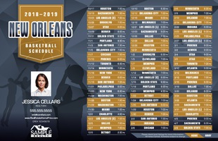 Corefact Sports - Basketball New Orleans