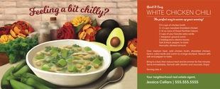 Corefact Seasonal - White Chicken Chilli