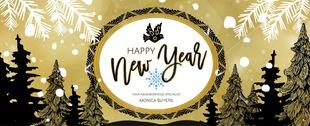 Corefact Seasonal - Happy New Year