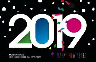Corefact Seasonal - New Year 2019