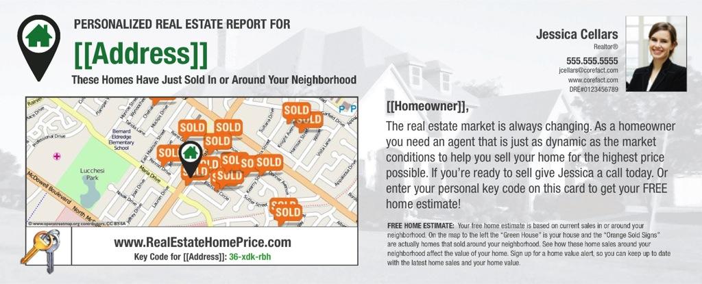 Corefact Home Estimate A