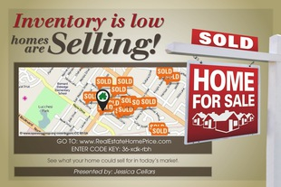 Corefact Home Estimate - Low Inventory