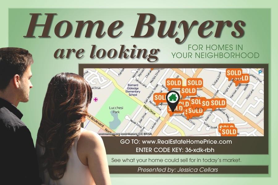 Corefact Home Estimate - Buyers Looking