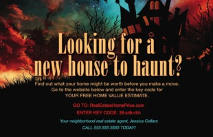 Corefact Seasonal - Home Estimate Halloween 02