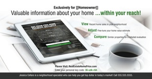 Corefact Home Estimate - Technology 01