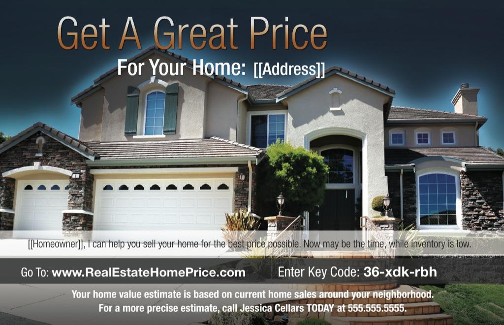 Corefact Home Estimate - Evening Grey