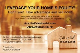 Corefact Home Estimate - Leverage Equity