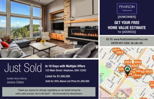 Corefact Just Sold - Contemporary 01