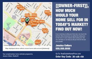 Corefact Home Estimate - Map 01