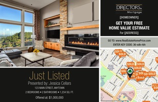 Corefact Just Listed - Contemporary 01