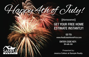 Corefact Seasonal - Home Estimate Fireworks