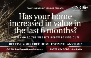 Corefact Seasonal - Home Estimate Patriotic