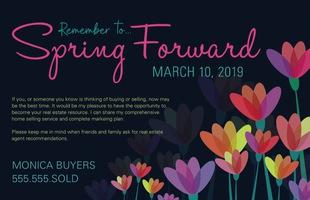 Corefact Seasonal - Spring Forward 2019