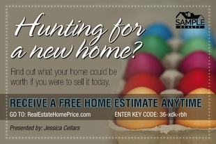 Corefact Seasonal - Home Estimate Egg Hunt