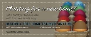 Corefact Seasonal - Home Estimate Egg Hunt