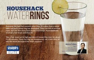Corefact Water Rings