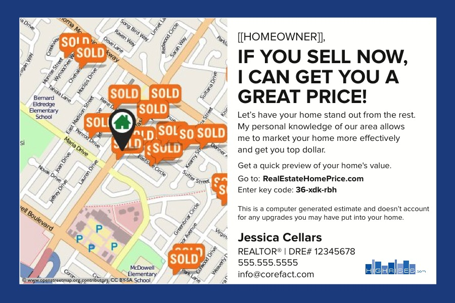Corefact Home Estimate - Map 03