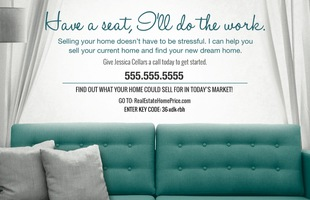 Corefact Home Estimate - Have a Seat