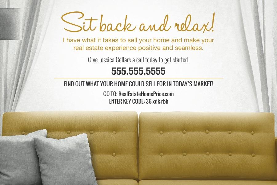 Corefact Home Estimate - Sit Back