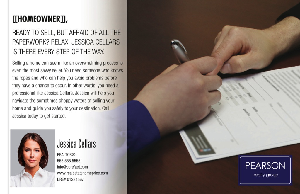 Corefact Series - Local Expert - Paperwork