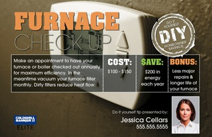 Corefact DIY - Furnace Check Up